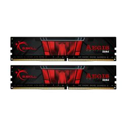 G.Skill Aegis 16GB DDR4-320MHz (F4-3200C16D-32GIS) x2