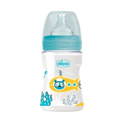 Chicco Well Being Σιέλ 150ml 0Μ+