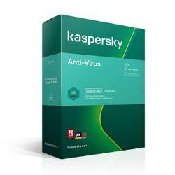 Kaspersky Αnti-Virus 3 Άδειες