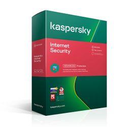 Kaspersky Internet Security 1 Άδεια