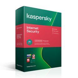 Kaspersky Internet Security 2021 3User