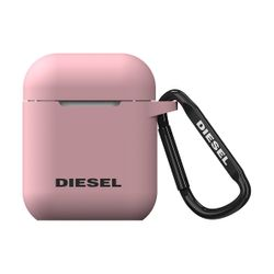 Diesel Silicone Case AirPods 1&2 Coral