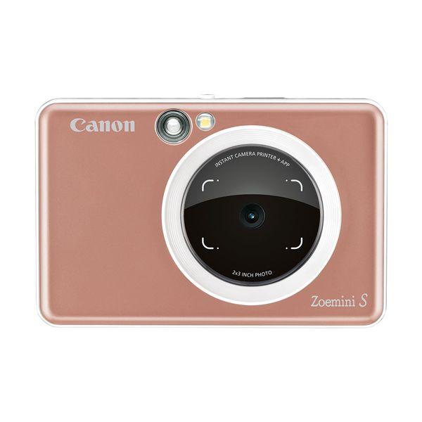 Canon Zoemini S Rose Gold Pocket