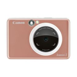 Canon Zoemini S Rose Gold Pocket