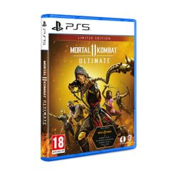 Mortal Kombat 11 Ultimate Limited Edition Steelbook