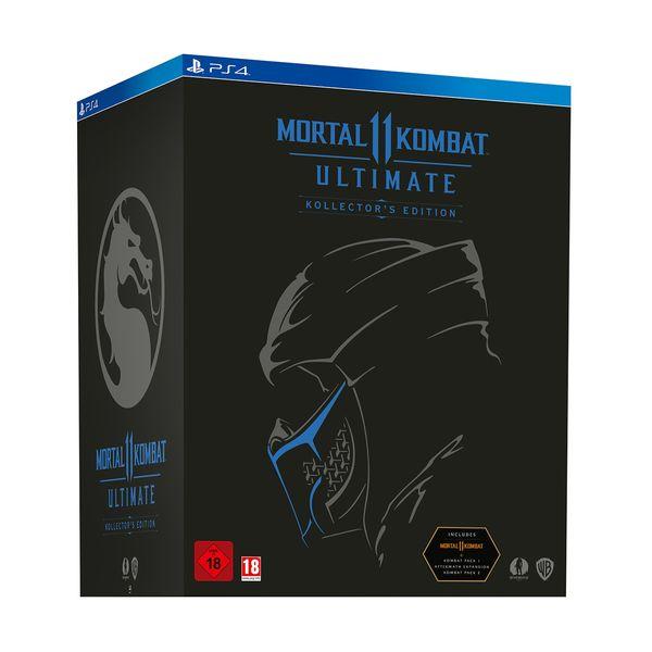 Mortal Kombat 11 Ultimate Kollector`s Edition