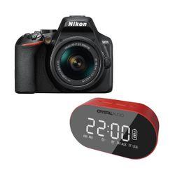Nikon D3500 18-55VR & BTC1 R