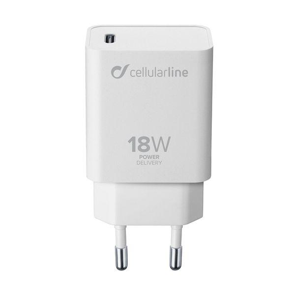 Cellular Line Type-C 18W White
