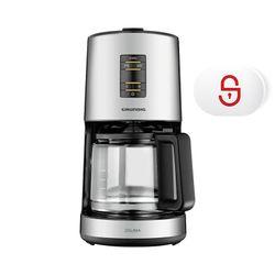 Grundig KM7680 Delisia Μηχανή Καφέ Φίλτρου & Υπηρεσία 3ετούς τεχνικής υποστήριξης