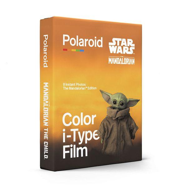 Polaroid Color i-Type Film The Mandalorian