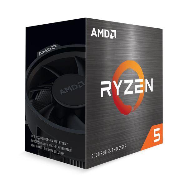 AMD Ryzen 5 5600X AM4 BOX