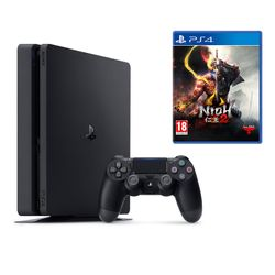 Sony PS4 500GB Slim & Nioh 2