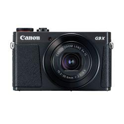 Canon Canon PowerShot G9 X Mark II Black