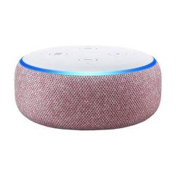 Amazon Echo Dot Plum (3rd Gen.)