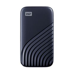 WD My Passport 500GB Blue
