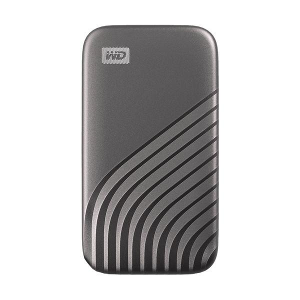 WD My Passport 500GB Gray