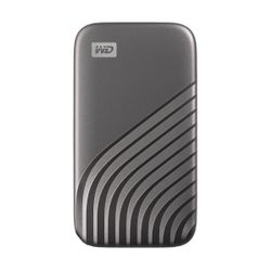 WD My Passport 500GB Gray