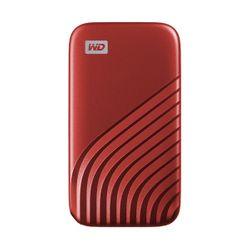 WD My Passport 1TB Red