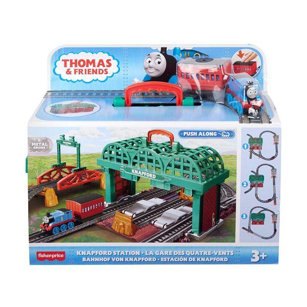 Fisher-Price Thomas - Σταθμός του Κνάπφορντ GHK7