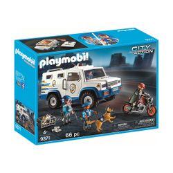 Playmobil Playmobil Όχημα Χρηματαποστολής 9371