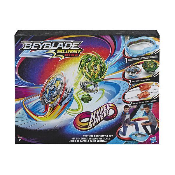 Hasbro Beyblade S4 Hypersphere Vertical Drop Battle Set E7609