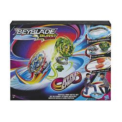 Hasbro Beyblade S4 Hypersphere Vertical Drop Battle Set E7609
