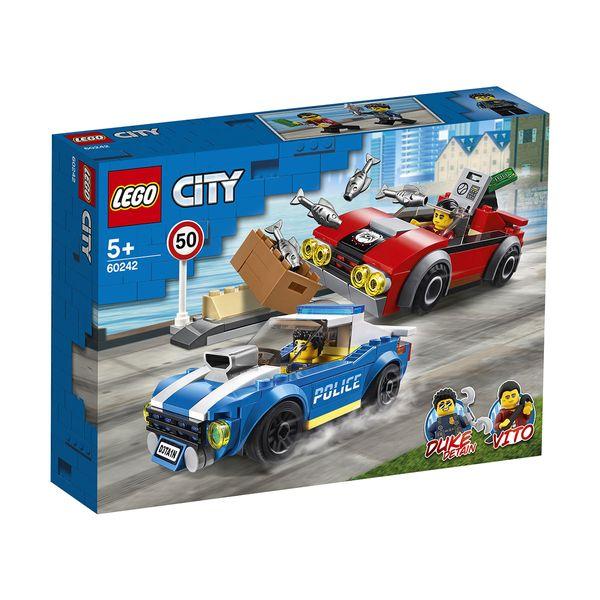 Lego Police Highway Arrest 60242
