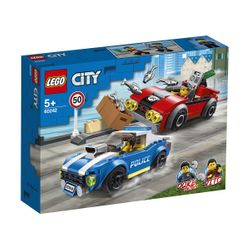 Lego Police Highway Arrest 60242
