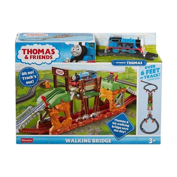 Fisher-Price Thomas & Friends Κινητή Γέφυρα GHK84
