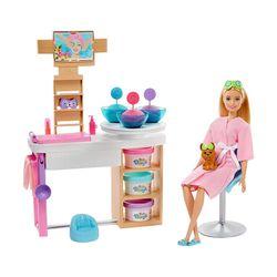 Mattel Barbie Wellness - Ινστιτούτο Ομορφιάς GJR84