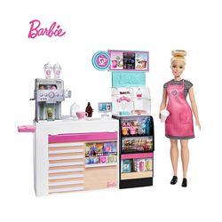 Mattel Barbie Kαφετέρια GMW03