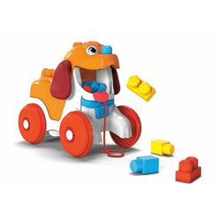 Mattel Mega Bloks Σκυλάκι Για Βόλτα GNW63