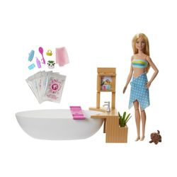 Mattel Barbie Wellness – Τζακούζι GJN32