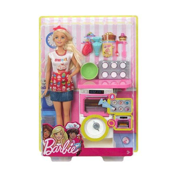 Mattel Βarbie Ζαχαροπλάστης FHP57