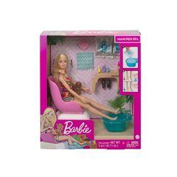 Mattel Barbie Wellness - Ινστιτούτο Μανικιούρ GHN07