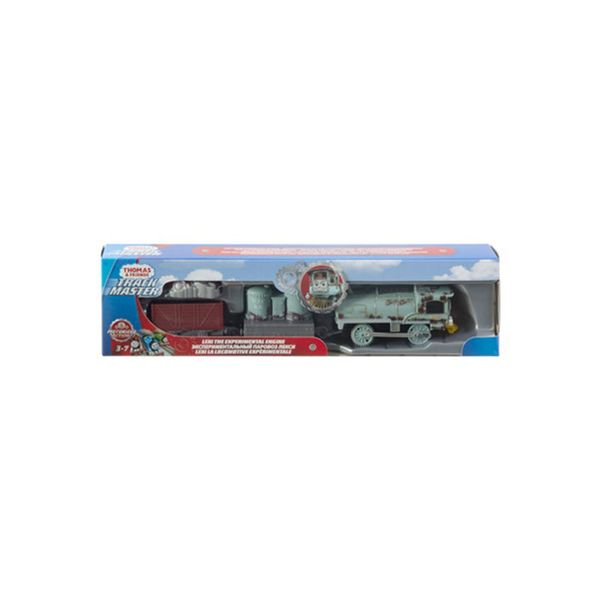 Fisher-Price Μηχανοκίνητα Τρένα με 2 Βαγόνια BMK93