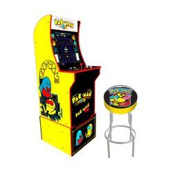 My Arcade Retro Arcade 1Up Pac-Man & Βάση καθίσματος