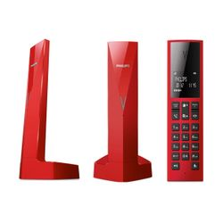Philips Linea V M3501R/GRS Red