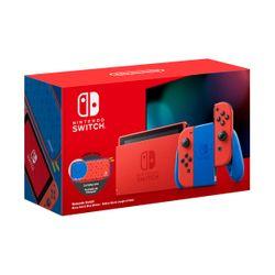 Nintendo Κονσόλα Switch Mario Red & Blue Edition