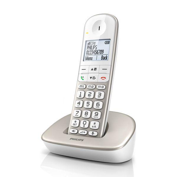Philips  XL4901S/GRS White
