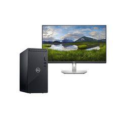 "Dell  Inspiron 3881 i3-10100/8GB/1TB & Οθόνη S2721HN 27"" IPS 75Hz"