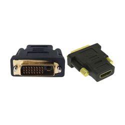 PowerTech DVI-D male - HDMI female