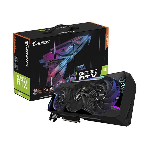Gigabyte AORUS GeForce RTX 3080 Master 10GB (rev. 2.0)