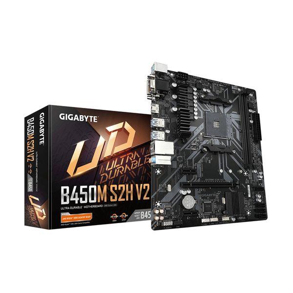 Gigabyte B450M S2H V2