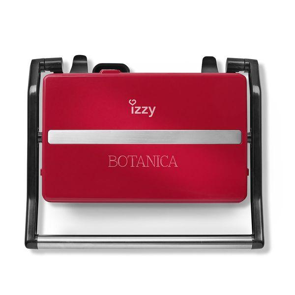 Izzy  Panini Botanica Red IZ-2005
