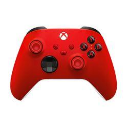 Microsoft Xbox Pulse Red Wireless
