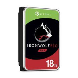 "Seagate Ironwolf Pro NAS 18TB 3.5"" Sata"