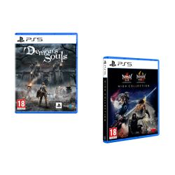 Demon's Souls & The Nioh Collection PS5 Games