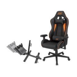 ADX Race 19 Gaming Καρέκλα & Trust GXT 1150 Pacer Racing Seat Adapter