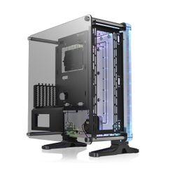 Thermaltake DistroCase 350P Tempered Glass Black